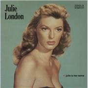 Julie London Julie Is Her Name UK vinyl LP