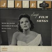 Click here for more info about 'Julie London - Julie Sings Film Songs EP'