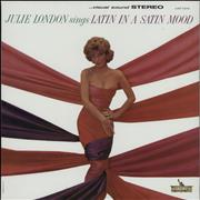 Click here for more info about 'Julie London - Latin In A Satin Mood - 200gm'