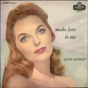 Click here for more info about 'Julie London - Make Love To Me'