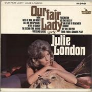 Click here for more info about 'Julie London - Our Fair Lady'