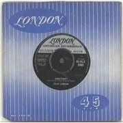 """Julie London Sanctuary UK 7"""" vinyl"""