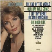 Click here for more info about 'Julie London - The End Of The World'
