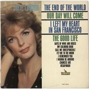 Julie London The End Of The World USA vinyl LP