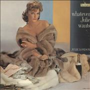 Click here for more info about 'Julie London - Whatever Julie Wants'
