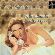 Click here for more info about 'Julie London - Your Number Please'