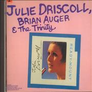 Click here for more info about 'Julie Driscoll & Brian Auger - Julie Driscoll, Brian Auger & The Trinity'