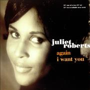 Click here for more info about 'Juliet Roberts - Again / I Want You'