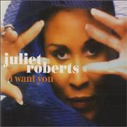 Click here for more info about 'Juliet Roberts - I Want You'