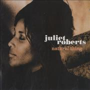 Click here for more info about 'Juliet Roberts - Natural Thing'