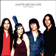 Click here for more info about 'Juliette And The Licks - Hot Kiss'