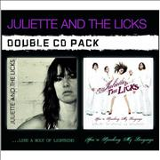 Click here for more info about 'Juliette And The Licks - '...Like A Bolt Of Lightning' / 'You're Speaking My Language'