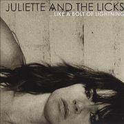 Click here for more info about 'Juliette And The Licks - ...Like A Bolt Of Lightning'