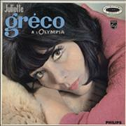 Click here for more info about 'Juliette Greco - À L'Olympia'