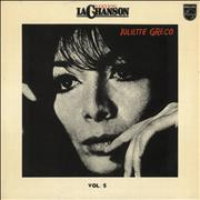 Click here for more info about 'Juliette Greco - Edition La Chanson Vol. 5'