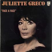 Click here for more info about 'Juliette Greco - Face À Face'