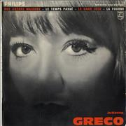 Click here for more info about 'Juliette Greco - Juliette Gréco EP'