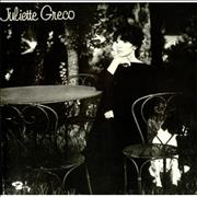 Click here for more info about 'Juliette Greco - Juliette Greco'