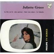 Click here for more info about 'Juliette Greco - La Fete Est Lá'