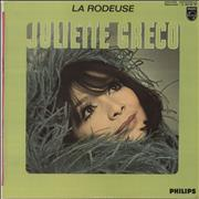Click here for more info about 'Juliette Greco - La Rodeuse'