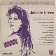 Click here for more info about 'Juliette Greco - Les Grandes Chansons (Volume III)'