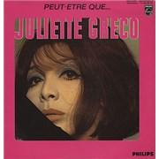 Click here for more info about 'Juliette Greco - Peut-Être Que...'