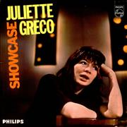 Juliette Greco Showcase UK vinyl LP