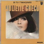 Click here for more info about 'Juliette Greco - Si Tu T'imagines'