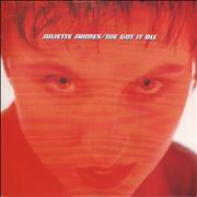 Click here for more info about 'Juliette Jaimes - We Got It All'