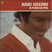 Click here for more info about 'Julio Iglesias - A Flor De Piel'