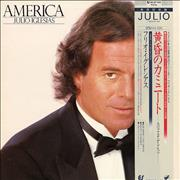 Click here for more info about 'Julio Iglesias - America'