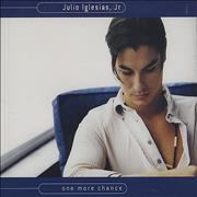Julio Iglesias Jr One More Chance UK CD single