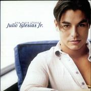 Julio Iglesias Jr One More Chance UK CD single Promo