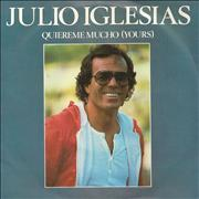 Click here for more info about 'Julio Iglesias - Quiereme Mucho (Yours)'