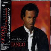 Click here for more info about 'Julio Iglesias - Tango'
