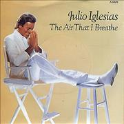 Click here for more info about 'Julio Iglesias - The Air That I Breathe'