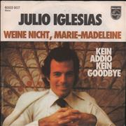 Click here for more info about 'Julio Iglesias - Weine nicht, Marie-Madeleine'