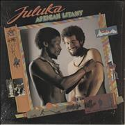 Click here for more info about 'Juluka - African Litany'