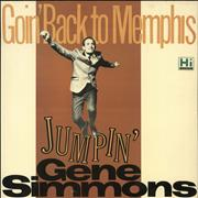 Click here for more info about 'Jumpin' Gene Simmons - Goin' Back To Memphis'