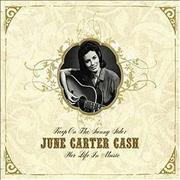 Click here for more info about 'June Carter Cash - Keep On The Sunny Side - Her Life In Music'