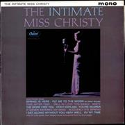 Click here for more info about 'June Christy - The Intimate Miss Christy'