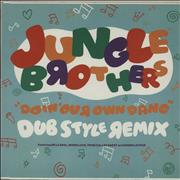 Click here for more info about 'Jungle Brothers - Doin' Our Own Dang'