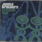 Click here for more info about 'Jungle Brothers - Freakin' You'