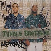 Click here for more info about 'Jungle Brothers - V.I.P. - AUTOGRAPHED'