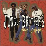 Click here for more info about 'Jungle Brothers - What U Waitin' 4?'