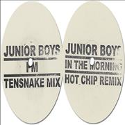 Click here for more info about 'Junior Boys - The Dead Horse EP'