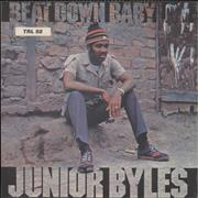 Junior Byles Beat Down Babylon UK vinyl LP