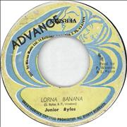 Click here for more info about 'Junior Byles - Lorna Banana'