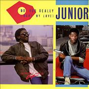 Click here for more info about 'Junior - Do You Really (Want My Love)'