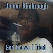 Click here for more info about 'Junior Kimbrough - God Knows I Tried'